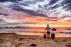 Ảnh buổi sáng ở biển Phan Thiết 5