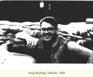 Doug Rawlings 1969