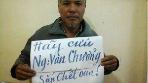 Gia đình của ông Nguyễn Trường Chinh đã kêu cứu cho con trai trong suốt 6-7 năm.