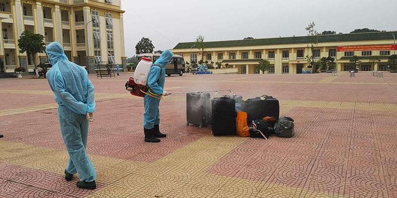 Insider Story Life Inside A Coronavirus Quarantine Facility Of Vietnam Vietnam Insider