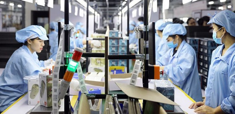 manufacturing hubs and factory in vietnam