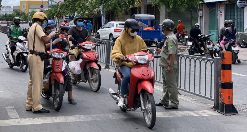 travel and going out in vietnam