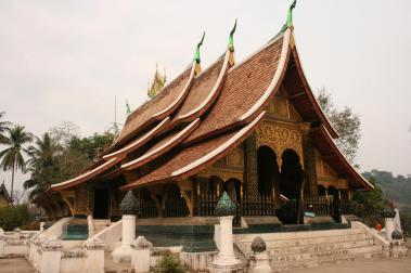 Wat Xieng Thong - Gallery : Laos attractions in photos