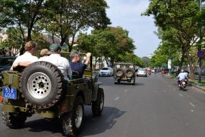 Vietnam Jeep Tours, Saigon Jeep Trips