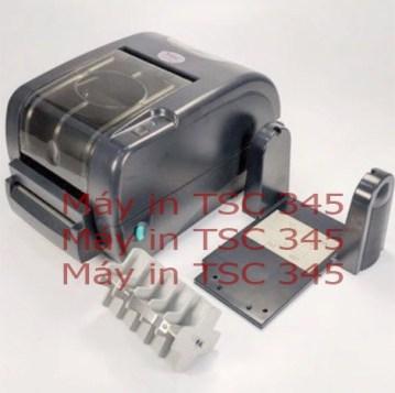 Máy in mã vạch TSC 345 giá rẻ chính hãng