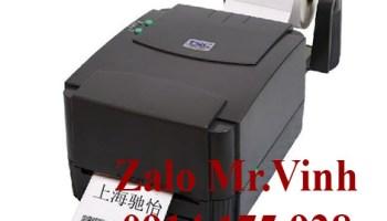 Máy TSC TTP 244 Pro nhập khẩu nhiều ưu đãi