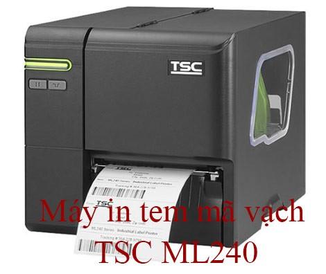 máy in tem mã vạch TSC ML240