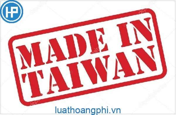 Mã vạch bánh Đài Loan