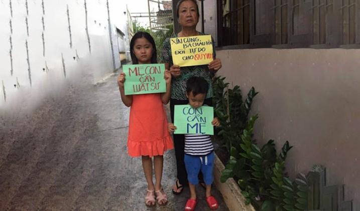 Blogger Mẹ Nấm – người luôn vắng mặt khi được quốc tế vinh danh