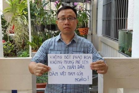 Amnesty International kêu gọi hành động khẩn cấp với ông Nguyễn Bắc Truyển