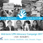 VOICE khởi động Chiến dịch Vận động Nhân quyền UPR năm 2017 tại châu Âu
