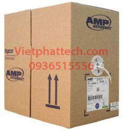 Cáp mạng AMP cat5 UTP, 8 sợi đồng 5
