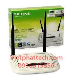 Bộ phát không dây TL-WR841N 300Mbps chuẩn N 6