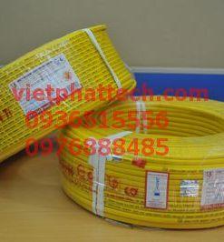Dây cáp điện 2 x 0,75mm Trần Phú 6