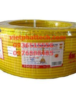 Dây điện đôi 2x1mm Trần Phú 4