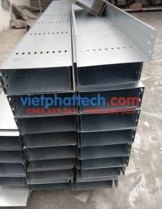 Sản xuất thang máng cáp tráng kẽm điện phân số 1 21