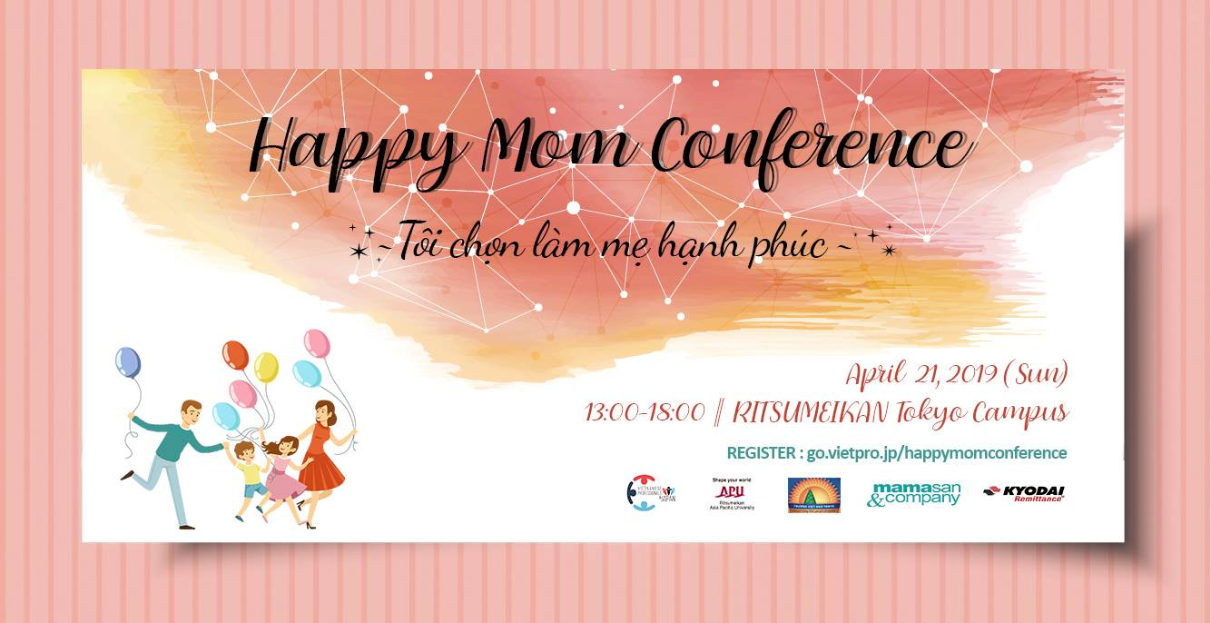 Happy Mom Conference