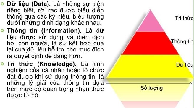 tri thức của tổ chức