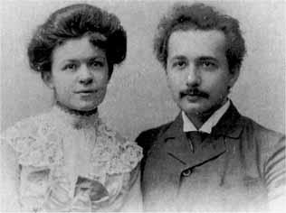 Đám cưới Mileva và Albert