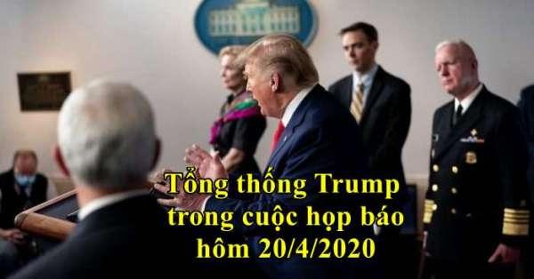 Tong Thong Trump