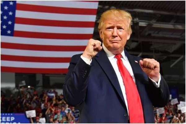 Bầu cử Mỹ 2020: Tín hiệu ông Trump có thể tái đắc cử  - 1