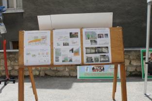 Le descriptif du projet a retenu toute l'attention du public