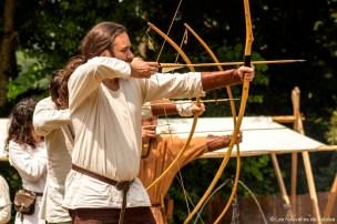 initiation au tir à l'arc