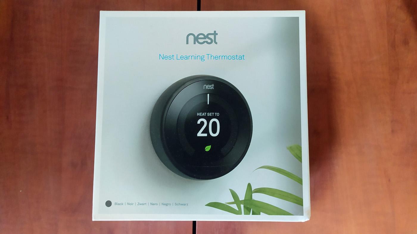 Google Nest Thermostat 3ème Génération