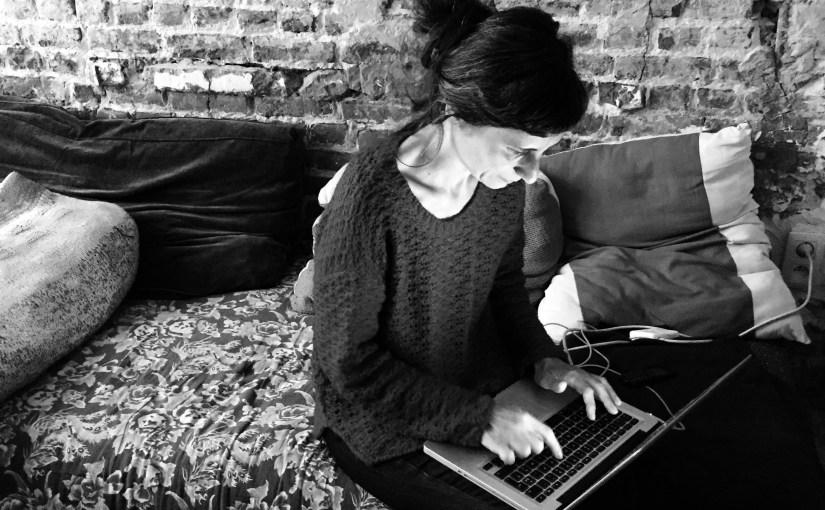Portrait (D): Claire Gatineau
