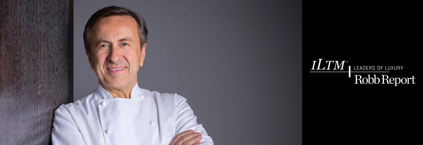 Leaders of Luxury Series: Daniel Boulud