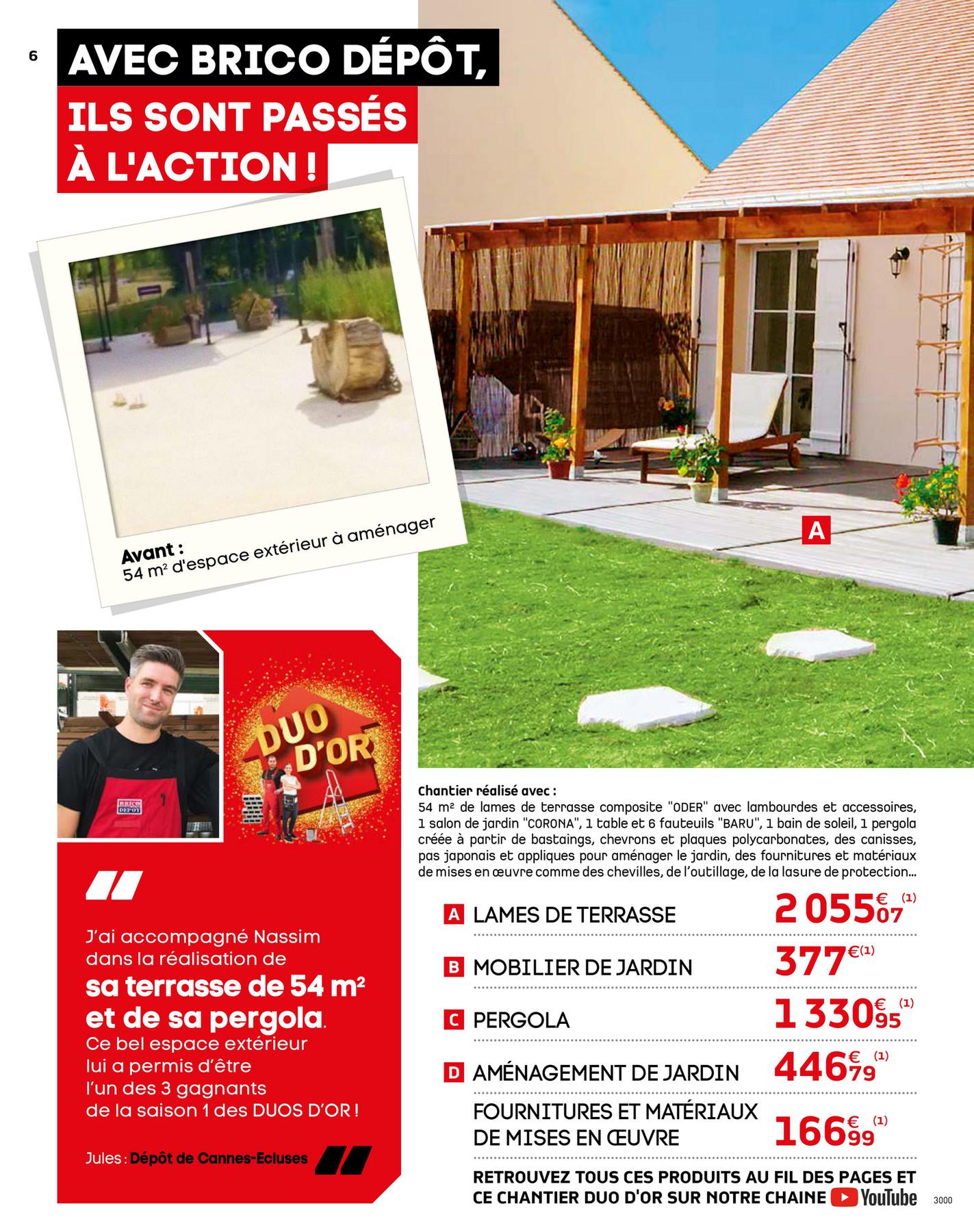 Folderaanbiedingen Catalogue Brico Depot Pagina 22 23