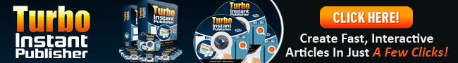 Turbo Instant Publishing