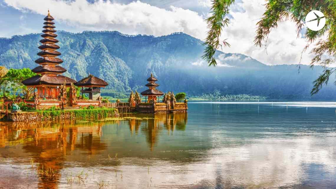 Bali Zoom background