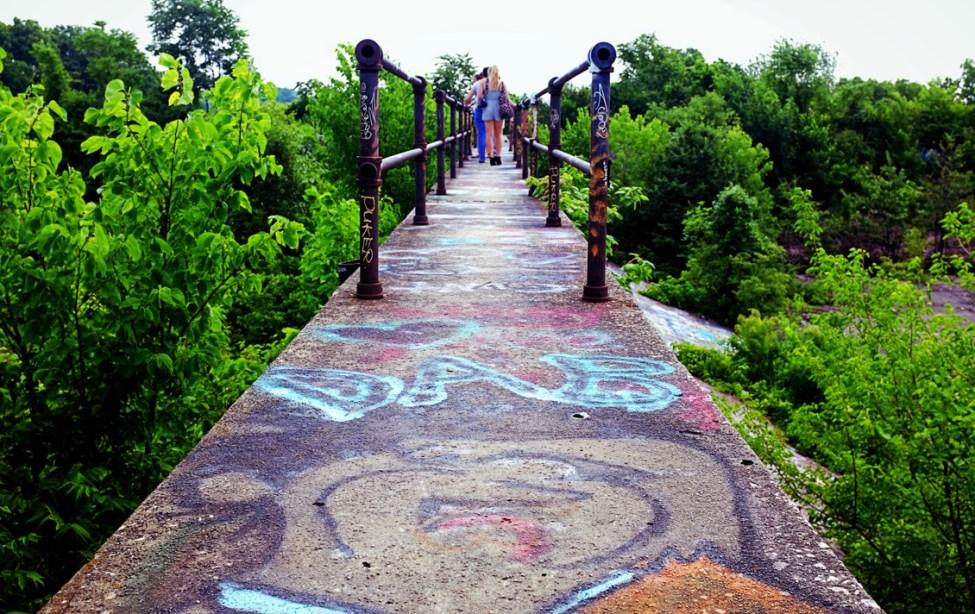 Crossing the bridge edit2