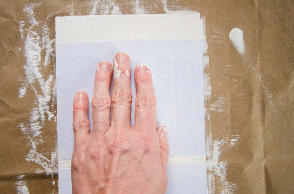 Polaroid Wood Transfer 4 | Nikki Gardner