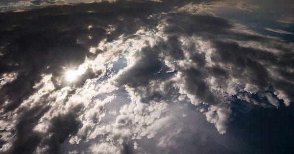 Wolkenspektakel