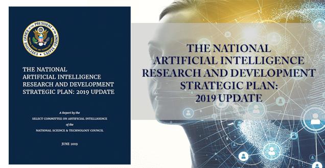 AI strategic plan update 2019