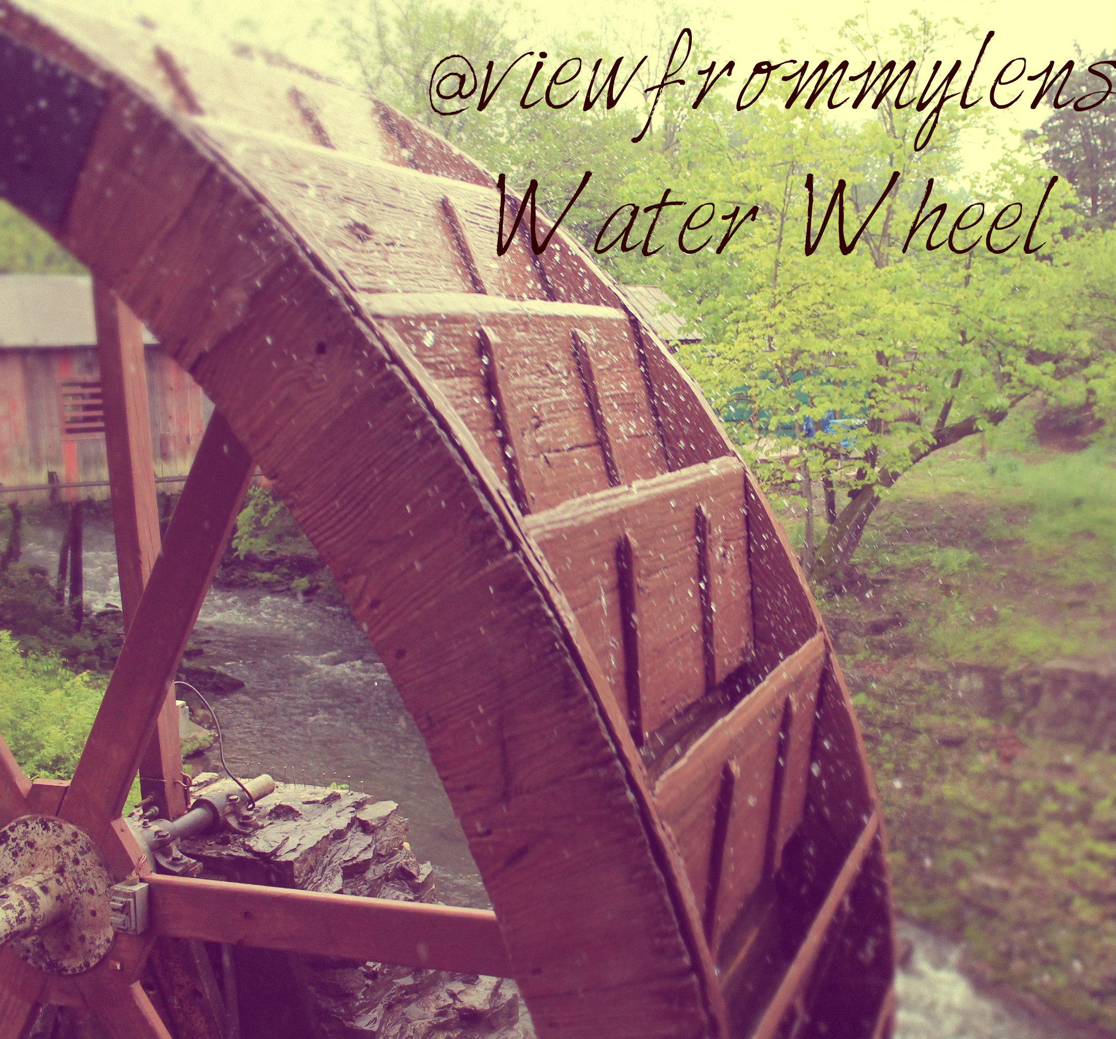 Water Wheel #182