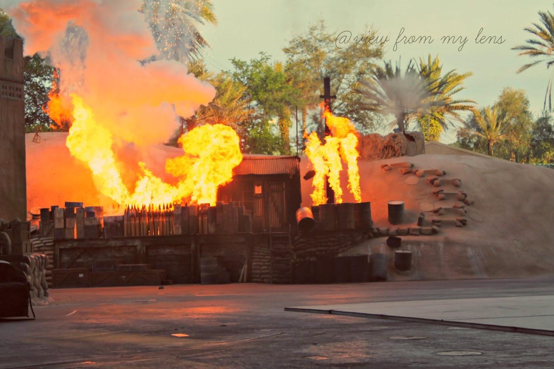 Fiery End #216