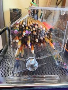 Teacher tip...Pencil Battle by View from the Beach Chair
