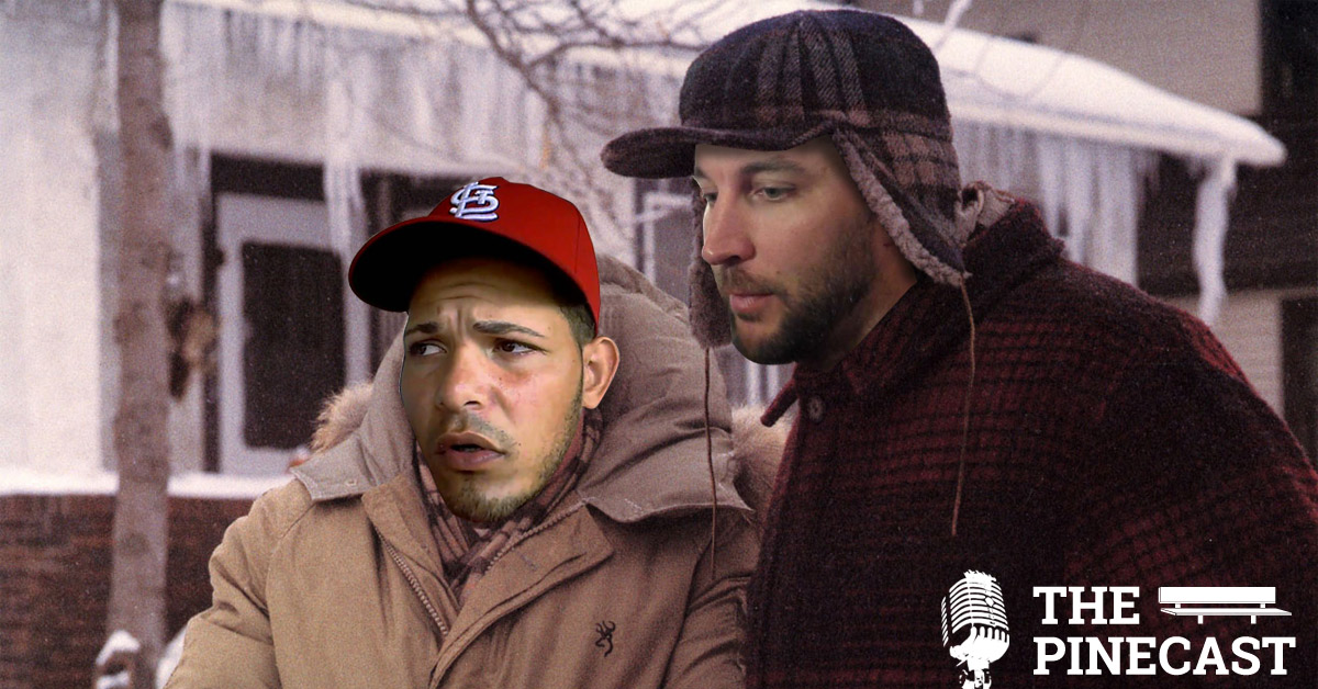 Grumpy Old Birds - St. Louis Cardinals Adam Wainwright and Yadier Molina