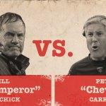 Bill Belichick vs Pete Carroll