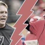 Andy Reid vs Jack Del Rio