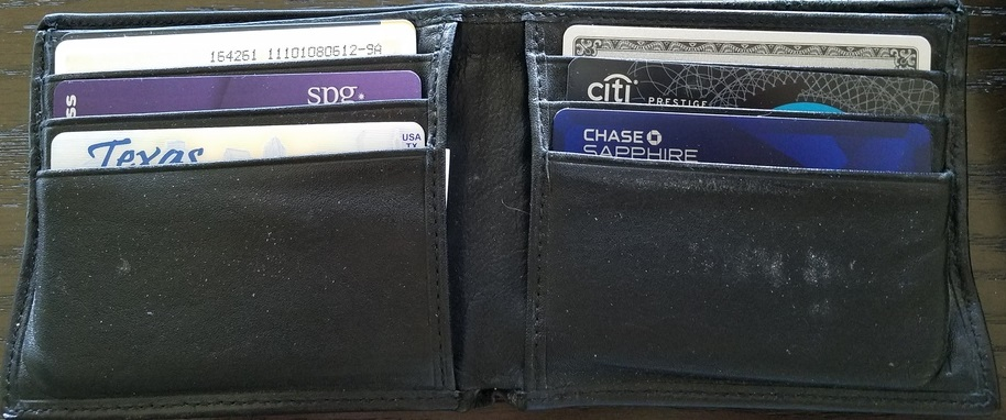 0f27306a0862 What s the Best Wallet for the Credit Card Obsessed  - View from the ...