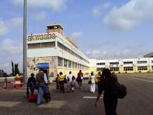 Kotoka Arrivals before Sep 2018