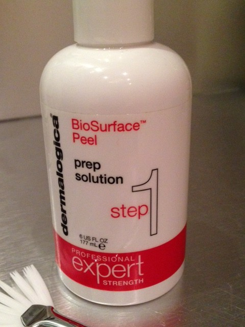 Dermalogica BioSurface Peel Prep solution - Salicylic Acid