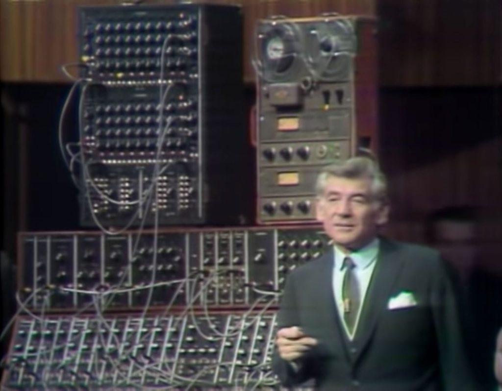 Bach Transmogrified | Leonard Bernstein (1969)