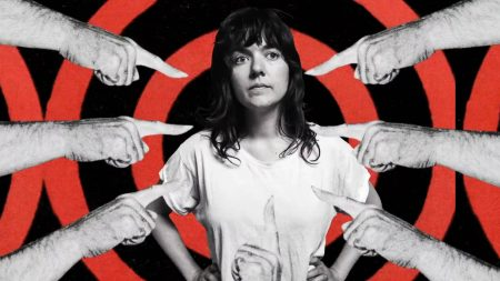 Lucy Dyson | Courtney Barnett 'Nameless, Faceless'