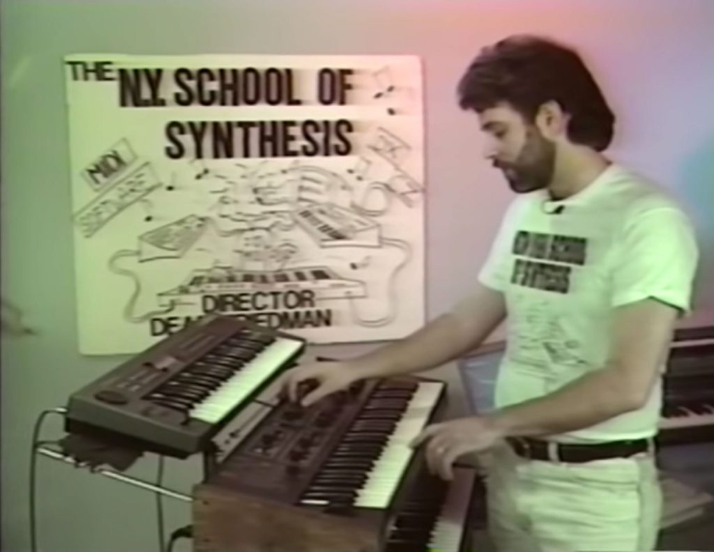 Intro to Synthesis   The N.Y. School of Synthesis (via matrixsynth)