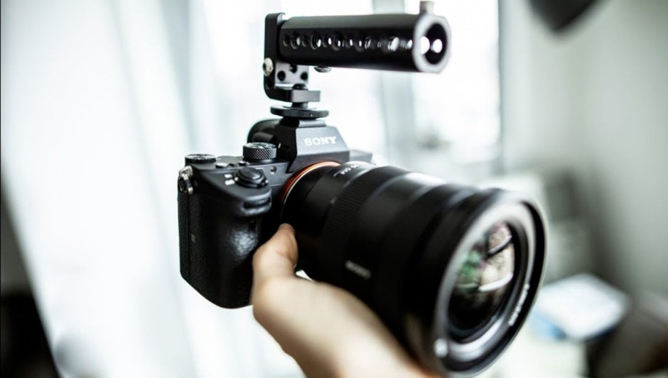 Handheld Filming (via Fstoppers)